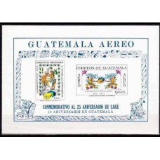 1971 Guatemala Mi.909-10/B12 3,20 €