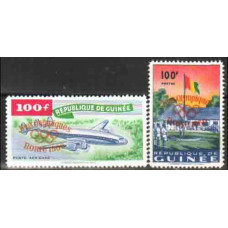 1960 Guinea Michel 50-51 1960 Olympiad Rim 24.00 €