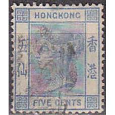 1900 Hong Kong Michel 57 used Victoria 9.00 €