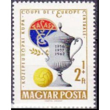 1962 Hungary Mi.1880 Football 1,00 €
