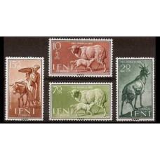 1959 Ifni Mi.181-184 Fauna 1,70 €