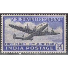 1948 India Mi.186 Planes 1,80 €