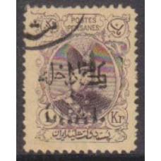 1905 Iran Mi.219 used overprint - Mi,191 15,00 €
