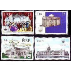1991 Ireland (EIRE) Mi.755-758 Europa 5,50