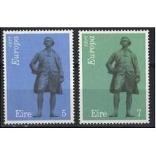 1974 Ireland (EIRE) Mi.302-303 Europa 6,00