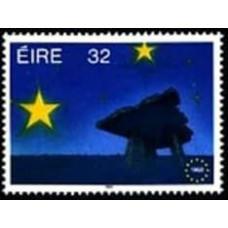 1992 Ireland (EIRE) Mi.810 Europa 1,00