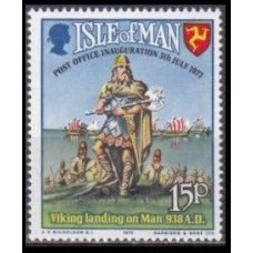 1973 Isle of Man Mi.28 0,70 €