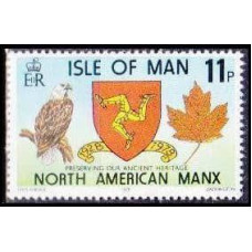 1978 Isle of Man Mi.131 Anniversaries and events 0,40 €