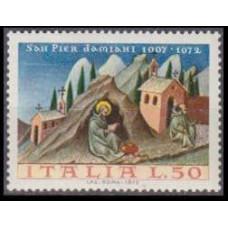 1972 Italy Mi.1375 Hl, Petrus Damiani