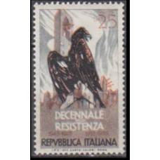 1954 Italy Mi.912 Resistance movement