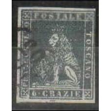 1851 Italy - Toscano Michel 7y used 120.00 €
