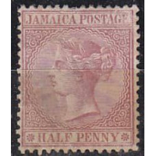 1870 Jamaica Michel 7* Victoria 16.00 €