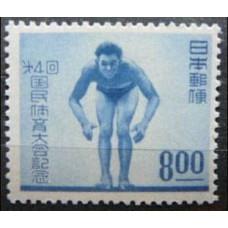 1949 Japan Mi.459 * Sport 5,50