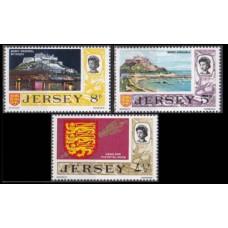 1974 Jersey Mi.107-109 Architecture 1,00 €