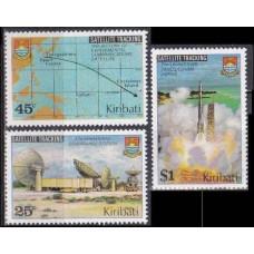 1980 Kiribati Mi.346-348 Rockets 2,20 €
