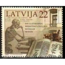2007 Latvia Mi.697 0.70
