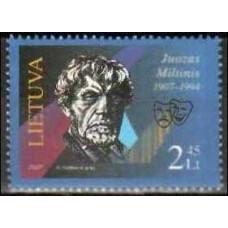 2007 Lithuania 943 1.80 €