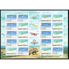 2003 Lithuania Mi.833-834KL Planes 20,00 €