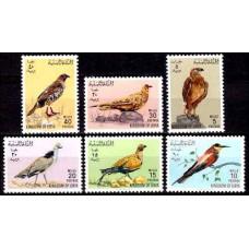1965 Libya Mi.178-183 Birds 14.00 €