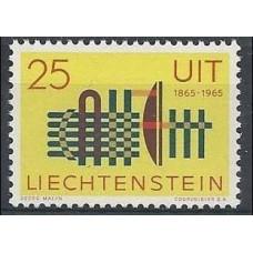 1965 Liechtenstein Mi.458 ITU 0,40 €