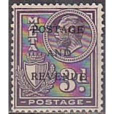 1928 Malta Michel 139 * 4.00 €