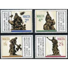 1967 Malta Michel 356-359** 0.70 €