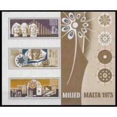 1973 Malta Mi.478-80/B3 10,00 €