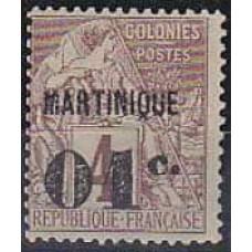 1888 Martinigue Michel 5* 14.00 €