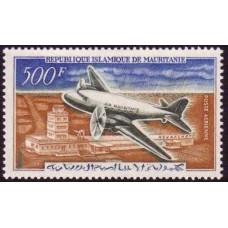 1963 Mauritania Mi.201 Planes 15,00 €