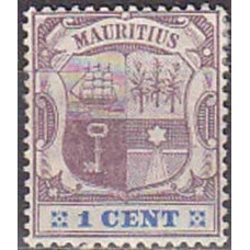 1895 Mauritius Michel 82* 1.00 €