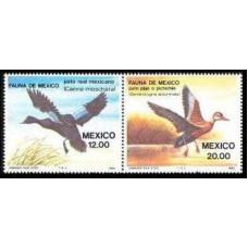 1984 Mexico Mi.1893-1894Paar Mexican fauna 2.60 €
