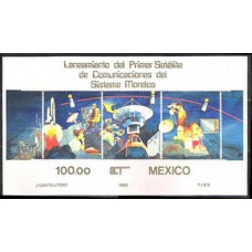1985 Mexico Mi.B29b Communication 3,60 €