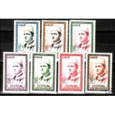 1956 Morocco Michel 406-14 **/* 14.00 €