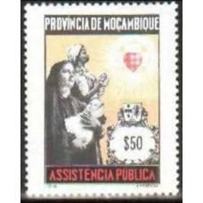 1963 Mozambique Michel P 65** 0.40 €