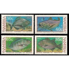 1994 Namibia Mi.764-767 Sea fauna 2,50 €