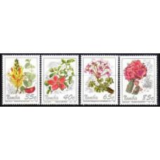 1994 Namibia Mi.772-775 Flowers 2,50 €