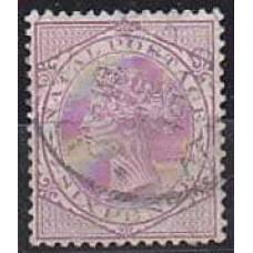 1874 Natal Mi.31 used Victoria 9.50 €