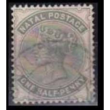 1882 Natal Mi.44a used wz3 Victoria 22,00 €