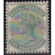 1882 Natal Mi.44a* wz3 Victoria 120,00 €