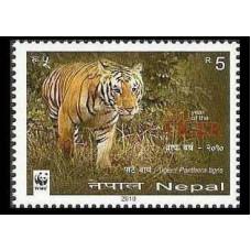 2010 Nepal Mi.998 Cat
