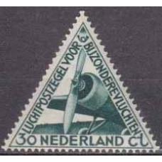 1933 Netherlands Mi.267 Planes 1,00 €