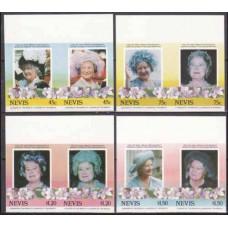 1985 Nevis Mi.292-299bPaar Elizabet II 15,00 €