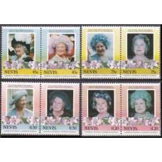 1985 Nevis Mi.292-299Paar Elizabet II 5,00 €