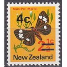 1971 New Zealand Mi.561 I Overprint # 520 0,25 €