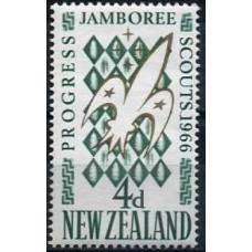 1966 New Zealand Mi.449 0.30