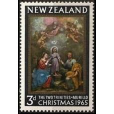 1965 New Zealand Mi.445 Painting 0,30