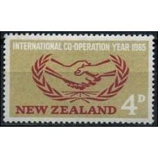 1965 New Zealand Mi.444 0.25