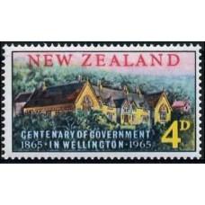 1965 New Zealand Mi.441 Architecture 0,30