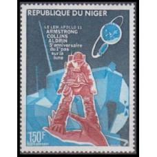 1974 Niger Mi.434 Astronauts