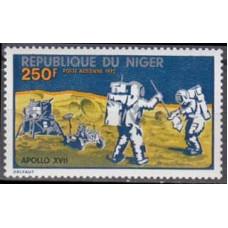 1972 Niger Mi.355 Apollo 17